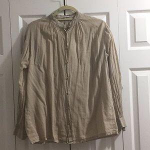 Oversized Summer Shirt